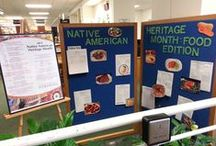 Native American Heritage Month: Food Edition / Celebrating Native American Heritage Month through the food of the natives.