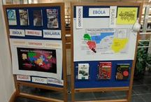 Worldwide Epidemics / Selections from the library relating to epidemics, diseases, pandemics, and viruses.