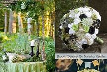 Kiwi Green Wedding / This board is dedicated to all the New Zealand  brides :-)