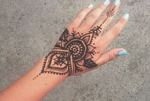 Henna design / Traditional and modern henna design for henna lovers, from traditional Pakistani to Indian traditional mehendi to simple geometric and modern design. Who needs a permanent tattoo when you can have different artistic henna design.