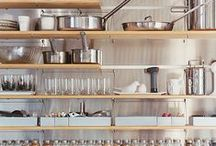 Ruimte besparen in de keuken / Keuken