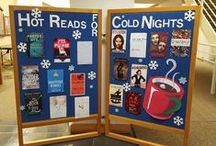 Hot Reads for Cold Nights / A collection of best sellers perfect for the cold nights.
