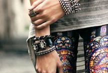 Fashion☆~ Chic ~☆ Rock ~☆ Style ☆ / ☆~ Chic, rock, cosual style ~☆