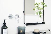 Bathroom. / Bubbles..