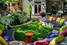 Decoração, Casa e Jardim