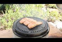 Wat kun je allemaal met een Cobb BBQ? / Van alles! Je kunt er mee grillen, bakken, braden, wokken en roken!