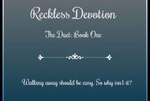 Reckless Devotion The Duet: Book One / A BDSM Novel.