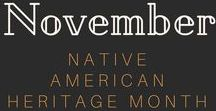 Native American Heritage Month Recommendations