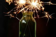 Silvester - New Year Eve / Ideen rund um Silvester und Partys