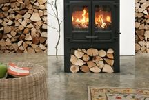 Fireplaces. / Baby it's cold outside..