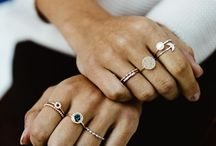 Jewellery. / Diamonds are a girls best friend..and gold..and
