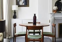 Dining Spaces / A collection of dining spaces and dining tables