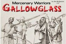Celtic Warriors and Heroes