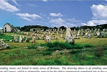 Standing Stones, Cairns, and Dolmens