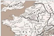 Maps of Celtic Lands