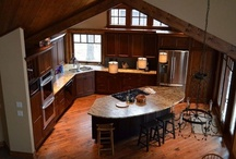 Dream Kitchens / by Custom Cabinetry
