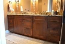 Bathroom Decor / by Custom Cabinetry