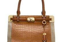 Handbags!!! / My indulgence (besides chocolate and shoes)!