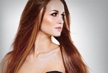 Haircolor with Hair Extensions / Check out these beautiful haircolor options using Di Biase Hair Extensions!