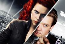 avengers / Iron man / Loki / Thor / Captain America / by Martina Skupinová