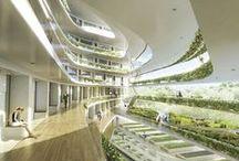 Architectural studies- agriculture school