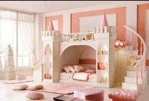 Kid Rooms / Fun kid room ideas!