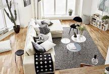 • Living Room •