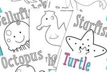 Coloring Pages / Free and fun coloring pages!