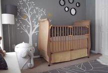 Nursery / Fun nursery ideas!