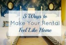 Rental home...make it your own