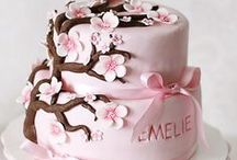 Cake / Cake ideas for Birthday parties and other events!