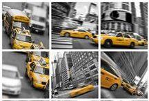 NY Taxi - my mania