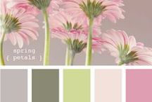 Nursery Colors / Pretty colors for your nursery