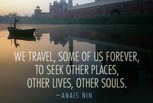 For the Traveler / by She E