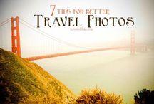 Travel Photography Inspiration / by She E