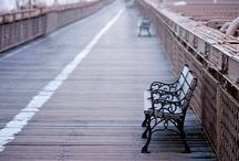 Benches / by She E