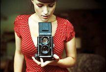 Vintage Cameras / by She E