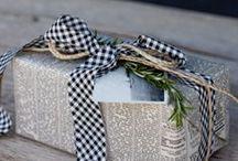 Kreativní balení dárků