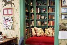 Books, Books, Book Shelves