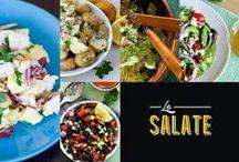 Le Salate / Retete cu salate delicioase ale Familiei Horodinca , testate si incercate de nenumarate ori. Le servim ca si cina usoara.