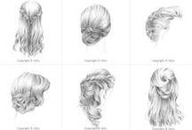 ♡ Tutoriels coiffure
