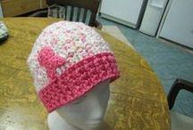 Things I like to Crochet