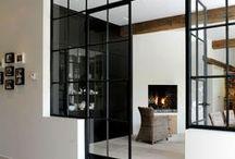 Interior & DIY inspiration / # Interior # DIY # natural materials