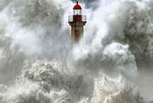 Lighthouses / Stands Alone / by Alicia Gutierrez