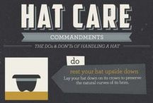 Hat Care / How to take care of your hat