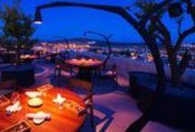 Alancha  / Alaçatı / A restaurant designed by Cacti at Alaçatı, Aegean region.