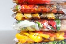 Freezer Meals / Easy meals you can freeze and save for later!