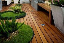 Terrasse / Ideer til terrasse