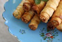 Homemade turkish cuisine