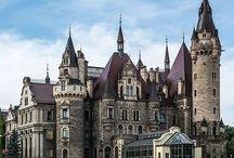 { Châteaux d'Europe de l'Est }